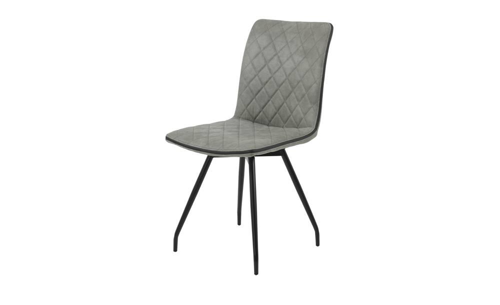 Sconto Jedálenská stolička TATJANA I S sivá